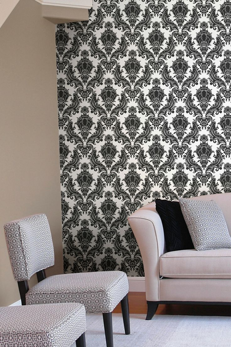 315 Best Wall Paper { Yes Please! } Images On Pinterest  Wall Stenciling,  Stencils For Walls And Wallpaper