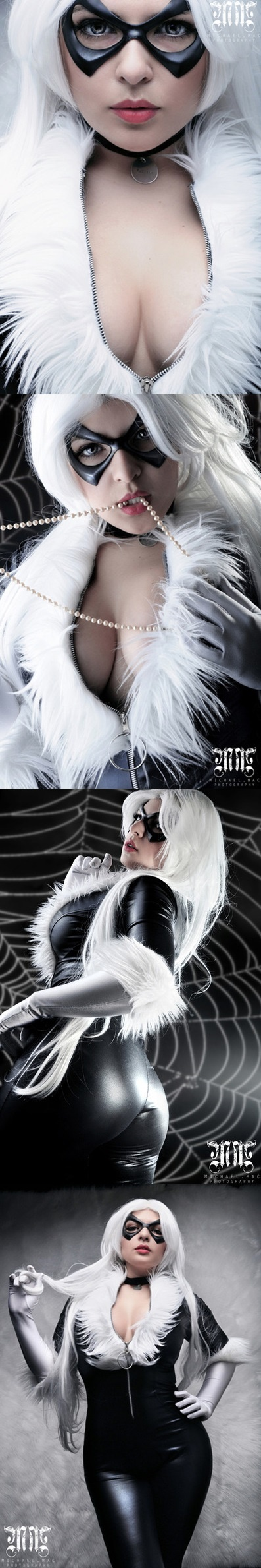 Black Cat - Cosplay by Maria Ramos (Mariedoll)