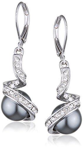Yoursfs Elegant Lever Back Earrings/ Sexy Black Pearl Dro... https://www.amazon.co.uk/dp/B00N8LKF30/ref=cm_sw_r_pi_dp_x_ikOhybJ93K2W1