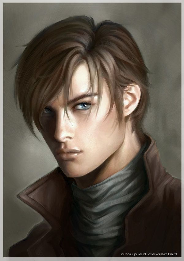 .Son of Nari and Dara, 25 years younger than Blade/Tara. He looks like Captain Jack from Doctor Who