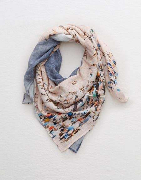 I love this scarf! Aerie Beach Scarf #afflink #onsale
