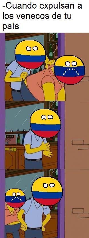 No tengo nada en contra de los venecos - meme
