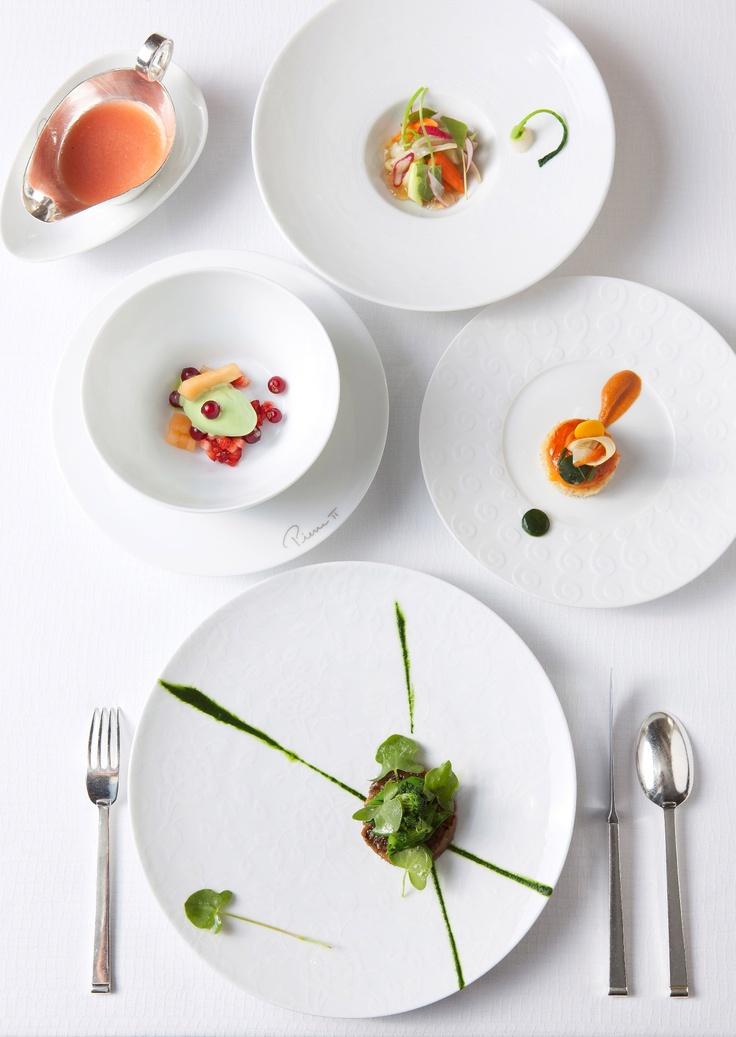 #Expensive  Ostentatious Pretentious Artsy Foodie Arrangements