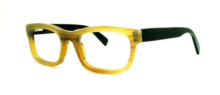 Buffalo Horn Eyeglasses ***Sunglasses 2016 #AlexanderExoticMaterialsEyewear