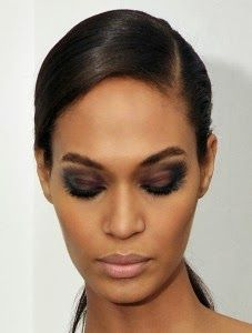 Beauty and makeup tips for dark skin tone.