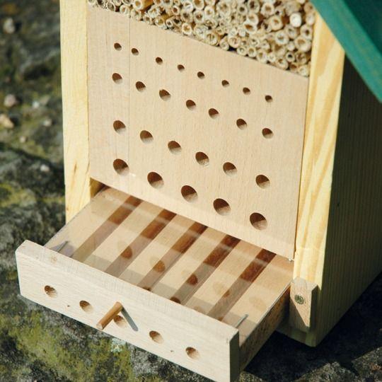 die besten 25 insektenhotel kaufen ideen auf pinterest. Black Bedroom Furniture Sets. Home Design Ideas