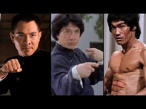 Top 10 Martial Arts Movies. This list contains 9 all of my favorite Martial Arts Movies. I don't especially like Karate Kid! It lists Jet Li's best movie, Jackie Chan's best movie and Tony Jaa's best movie. I think I prefer Bruce Lee's Chinese Connection, the fight scene is pretty cool in that movie! I guess this list was made in 2011, so Raid: The Redemption was left off the list. I would make that the tenth one...