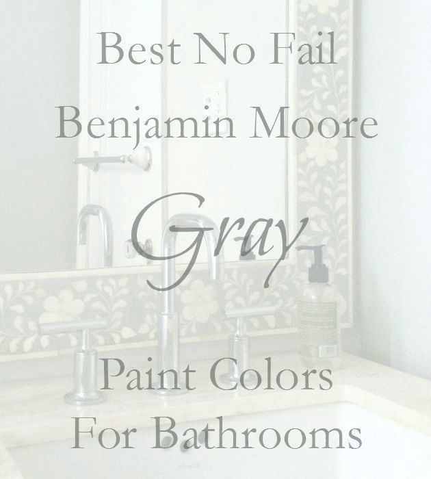 Five No Fail Palettes For Colorful Kitchens: 1000+ Ideas About Gray Bathroom Paint On Pinterest