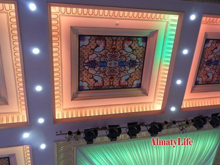 Деловая презентация Grand Ballroom в Алматы - журнал AlmatyLife // Audio-visual Technology by Kraftwerk Living Technologies // www.kraftwerk.at