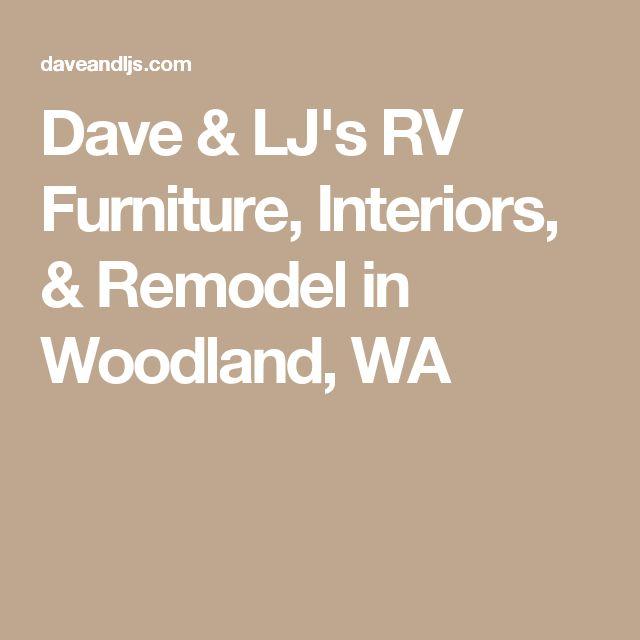 Dave Lj S Rv Furniture Interiors Remodel In Woodland Wa