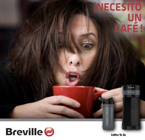 ¡NECESITO UN CAFÉ!