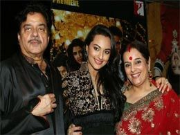 My mother is my biggest critic: Sonakshi Sinha