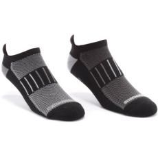 Brooks Essential Low Cut Tab Lite Socks - 2 Pairs