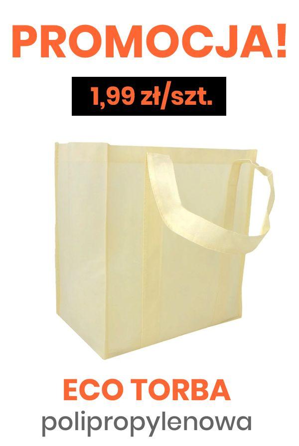 Promocja Eko Torba Na Zakupy 34x22x36 7295013263 Oficjalne Archiwum Allegro Paper Shopping Bag Shopping Bag Shopping