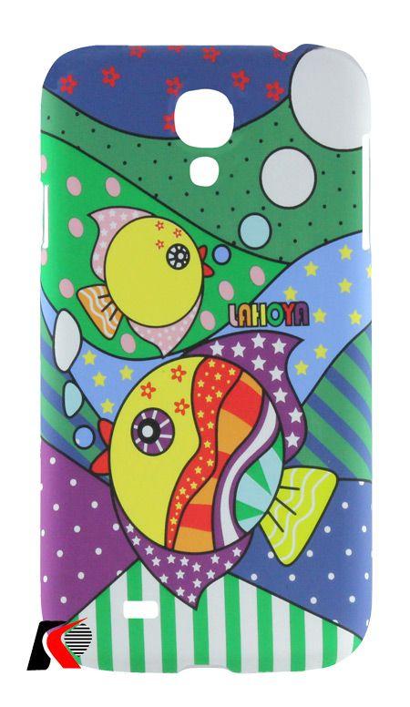 Luxo Pablo Picasso serisi, Samsung Galaxy S4 Balık Desenli Kılıf