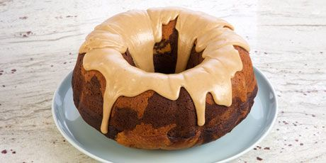 Pumpkin Chocolate Bundt Cake - Anna Olson - Food Network Canada
