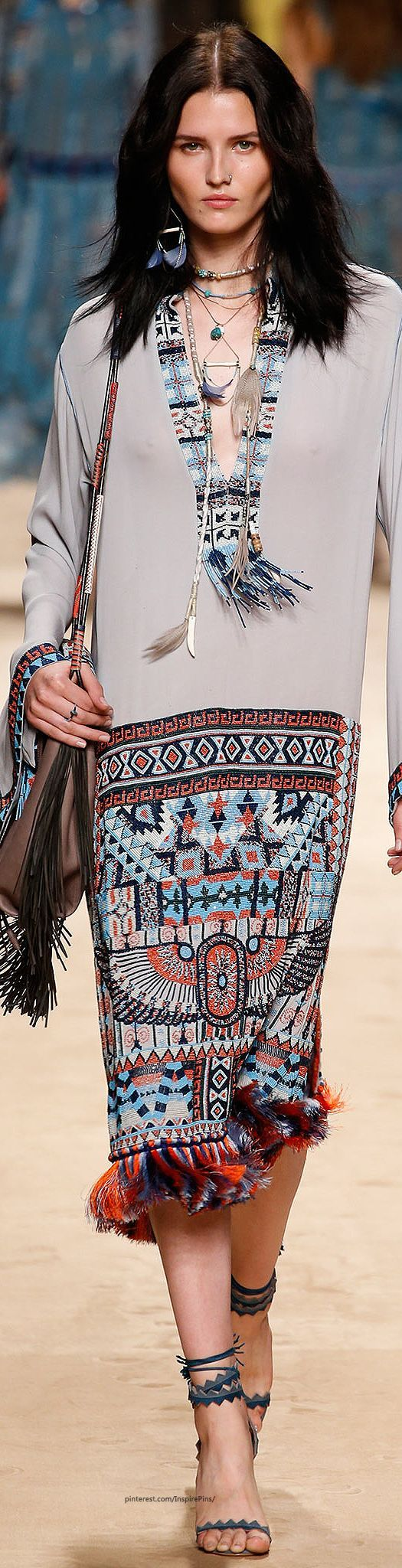 Etro Spring 2015 Ready-to-Wear♥נк∂: