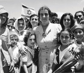 Defense Minister, Golda Meir,Declaration of Independence of Israel, 14th May 1948