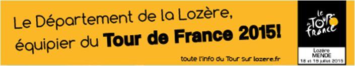 Le Tour de France 2015 s'invite en Lozère !    A pied, à vélo ou même sur l'eau, venez découvrir en avant première le circuit du Tour de France 2015 en Lozère !  De Rodez à Mende en passant par les Gorges du Tarn un parcours plein de découvertes vous attend.   #tourdefrance2015