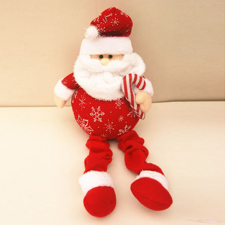 Find More Christmas Decoration Supplies Information about 2015 Fashion Christmas Decoration 15 Inch One Piece  Lovely Santa Claus Snowman Deer Drop Shipping  SHB233,High Quality christmas decor crafts,China christmas decor shopping Suppliers, Cheap christmas felt decoration from Direction on Aliexpress.com