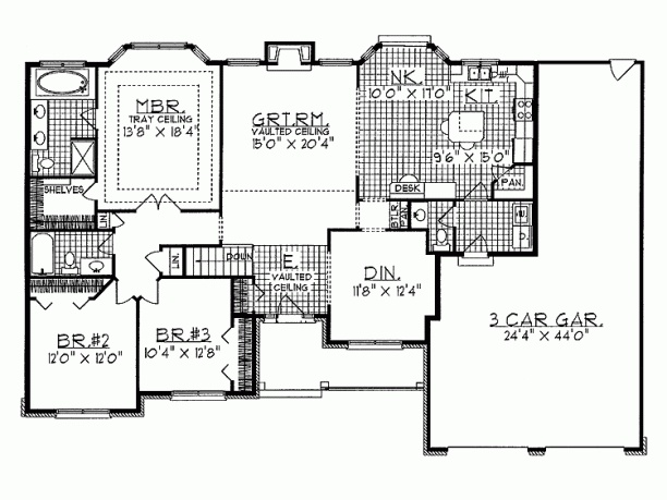 2800 Square Feet 4 Bedrooms 3 5 Bathroom Cottage House Plans 3 Garage 36461 likewise 1602 also Hwepl11559 furthermore Floor Plans For Narrow Lots further Floor Plans. on single story house plans with mudroom pantry