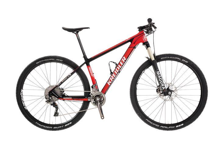 Kreidler Stud 29″ Carbon Team Edition Shimano XTR 1×11/ eLECT / Disc – rower teambike
