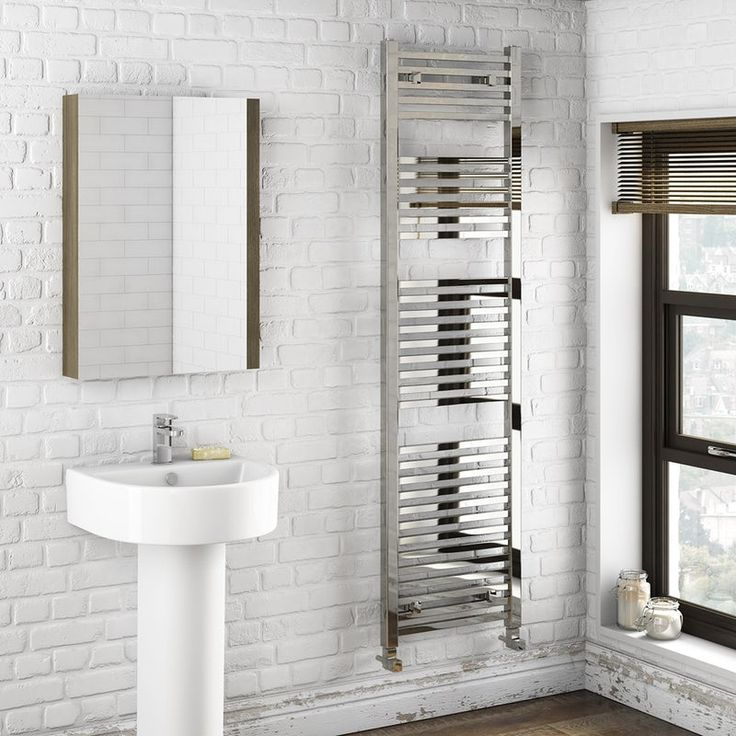 The Bath Co Winchester Heated Towel Rail 914 X 535: Orchard Wye Heated Towel Rail 1800 X 490 In 2019