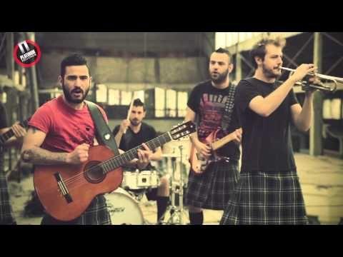 """KOZA MOSTRA feat. AGATHON IAKOVIDIS """"ALCOHOL IS FREE"""" - Official Music Video"""