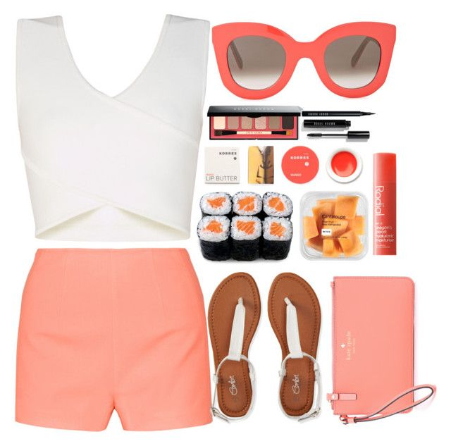 """""""Coral"""" by haboon on Polyvore"""