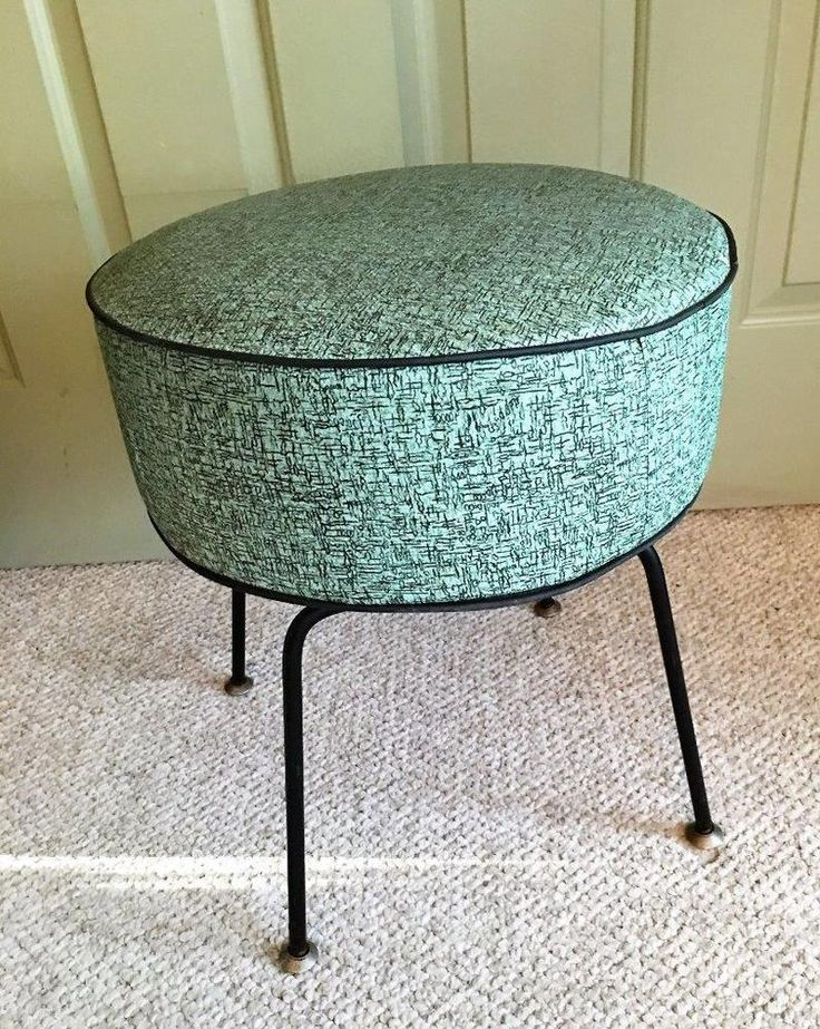 45 best The Retro Home - Footstools images on Pinterest | Mid ...