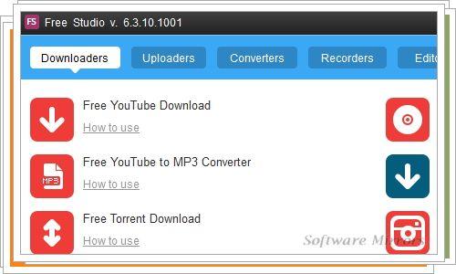 DVDVideoSoft Free Studio 6.6.28.831 Offline Installer Mpb
