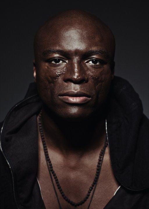 Seal (born Seal Henry Olusegun Olumide Adeola Samuel)