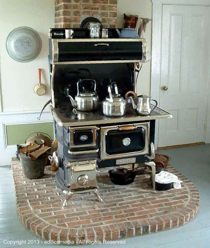 Great Old Vintage Stove