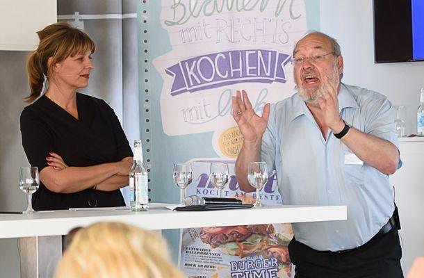 """""""Vegane Ernährung ist unethisch, ungesund und unökologisch"""", erklärte Lebensmittelchemiker Udo Pollmer beim Bauer Foodtrend-Tag am 2. Juli in Hamburg."""