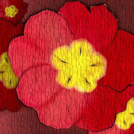 Red Evening Primrose