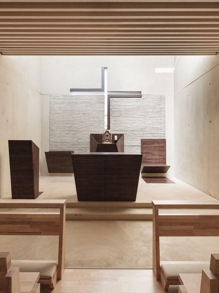 Gallery of Roser Chapel / Erithacus arquitectos + Guillermo Maluenda - 12