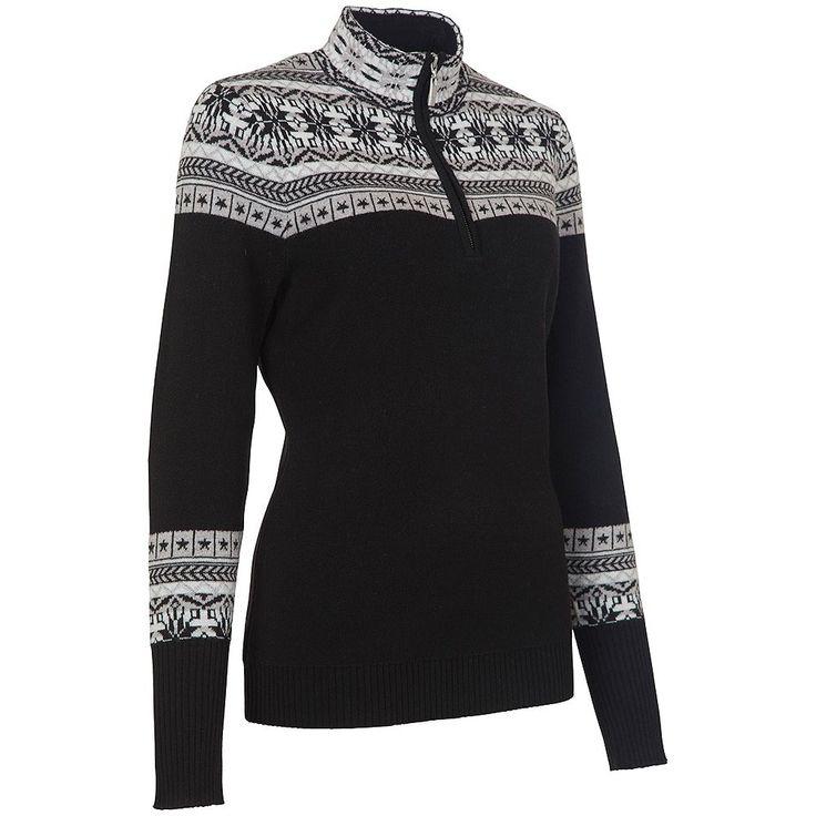 Neve Designs Caroline 1/4-Zip Sweater (Women's) | Peter Glenn