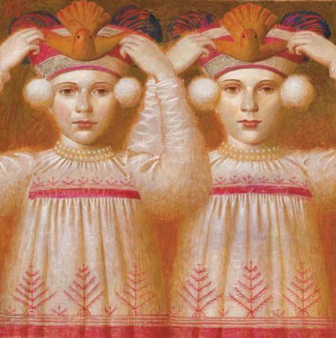 Regiane Yuki Sabanai Presents Russian Painter Andrey Remnev
