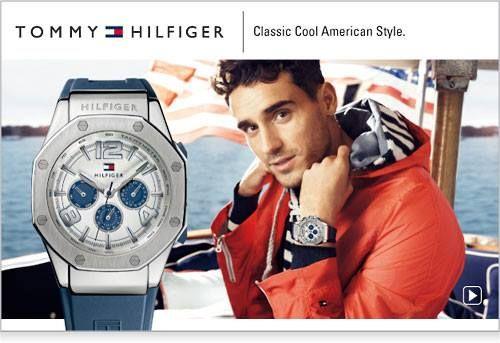 Δείτε τα νέα ανδρικά ρολόγια της TOMMY HILFIGER! http://www.oroloi.gr/index.php?cPath=227