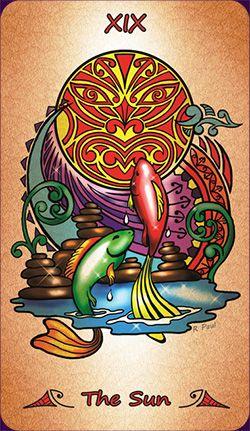 Maori Tattoo Tarot