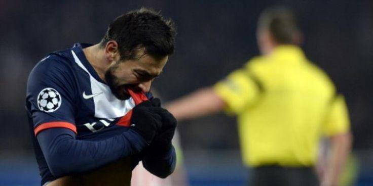 Agen Ezequiel Lavezzi, Alejandro Mazzoni, mengaku belum menerima penawaran resmi dari Inter Milan. Tapi, Lavezzi tidak menutup kesempatan hengkang dari Paris Saint-Germain kepada bursa transfer periode panas 2015.