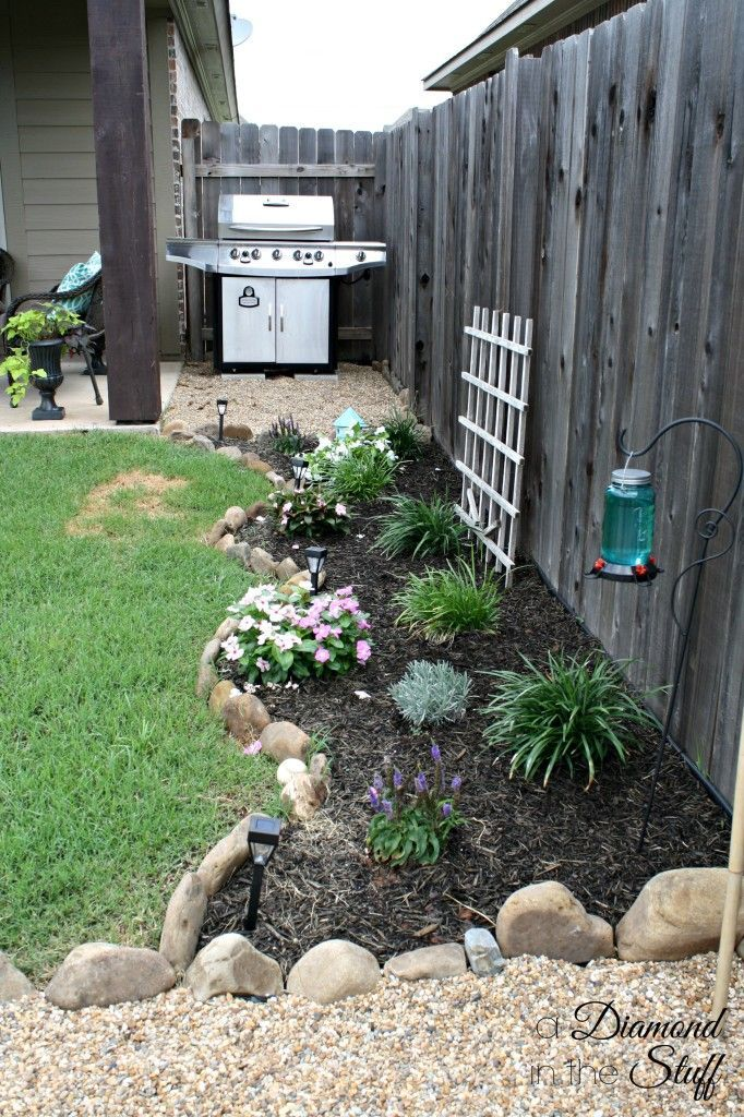 25 best ideas about backyard makeover on pinterest for Garden makeover ideas
