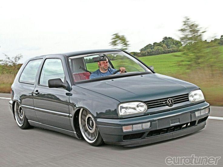 Kewl Aircooled Rolling Shot. Golf Mk3WaterVolkswagen ...