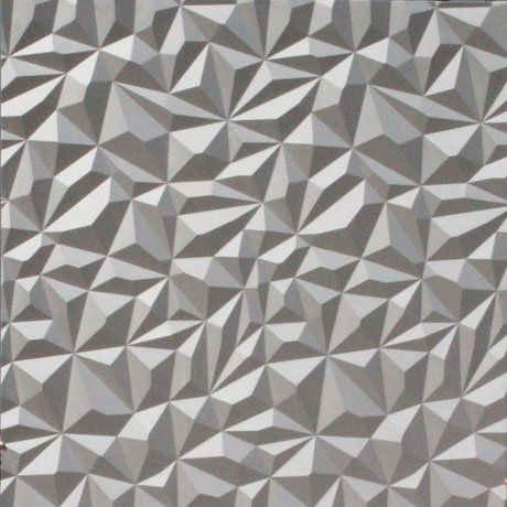 Facets II - architectural wall panels