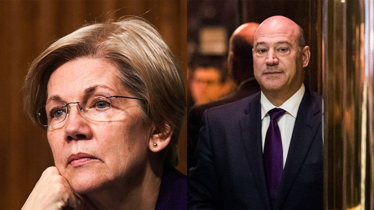 Elizabeth Warren politely asks Goldman Sachs to confess it's crimes:  Is Lloyd Blankfein the architect of a nefarious plan to manipulate the president? The Massachusetts senator is just asking questions.