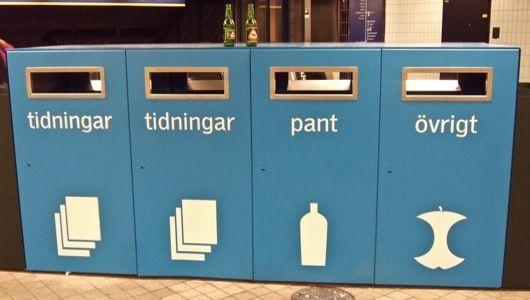 Suecia se queda sin basura y debe importarla de Noruega