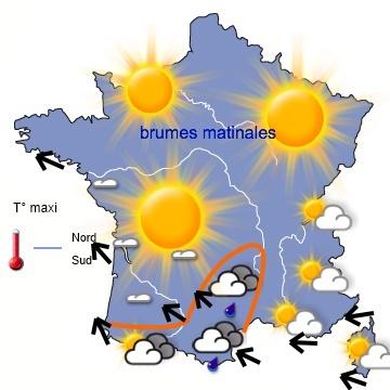 Lyon - Prévisions météo à 12 jours - Le premier site météo pour Lyon et sa région - gratuit et professionnel - Lyon weather