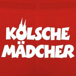 Kölsche Mädcher - Frauen aus Köln Poloshirts - Frauen Hotpants
