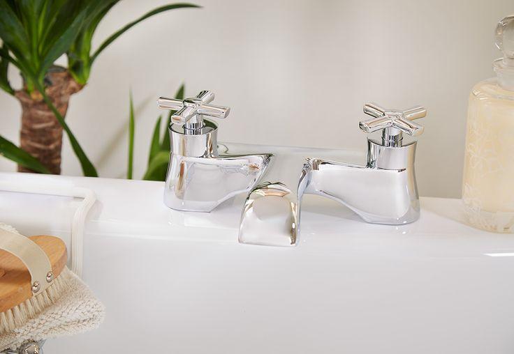 Savio bath filler bath taps #bathroomfurniture #bathroomtaps #myutopia