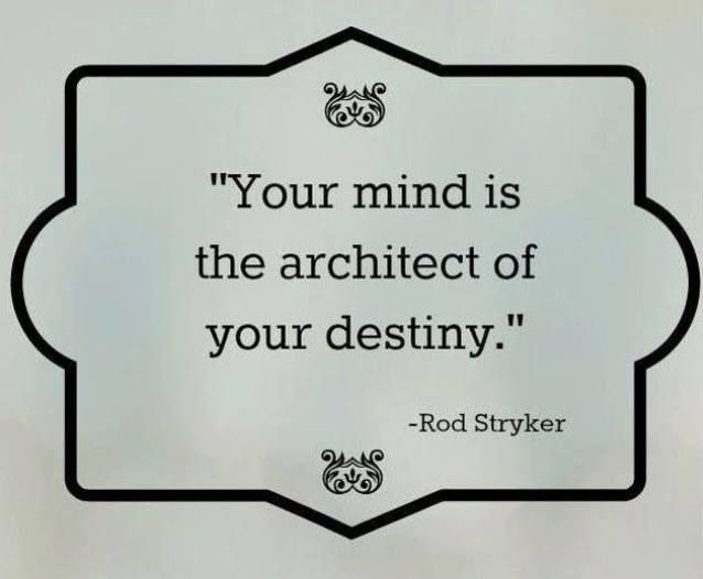Yes, its true... Its all in our head! Think positive & become positive! Have a great week & happy Monday!! #bepositive #mind #meditation #perspective #contentment #santosha #livehappy #parayoga #YogaRupa #RodStryker ParaYoga Rod Stryker #mysmondaymantra #mys #myyogascene